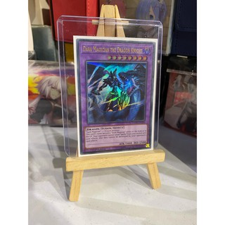 Lá bài thẻ bài Yugioh Dark Magician the Dragon Knight – Ultra Rare – Tặng bọc bài nhựa bảo quản