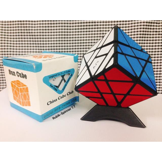 Rubik Biến Thể 6 Mặt - mf8 Axis Duo Cube