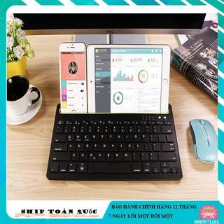 RK908 Bàn phím Bluetooth phổ quát Máy tính bảng di động Máy tính bảng có khe cắm thẻ Bàn phím không dây thumbnail