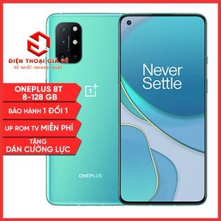 Điện Thoại Oneplus 8T - RAM 8 128GB - [Giá rẻ Hà Nội, BH 3 tháng1 đổi 1 - Tặng dán màn] thumbnail