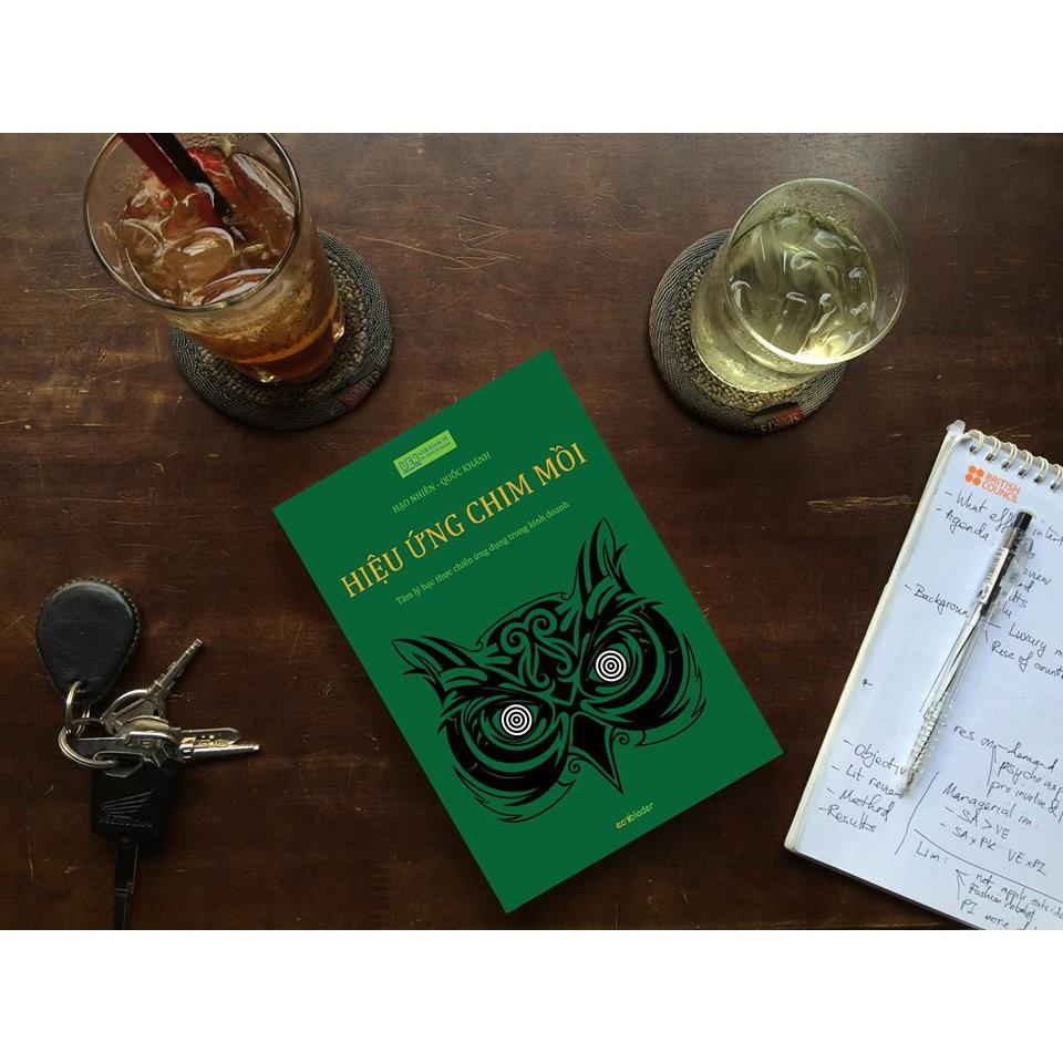 sách- Hiệu ứng chim mồi trọn bộ