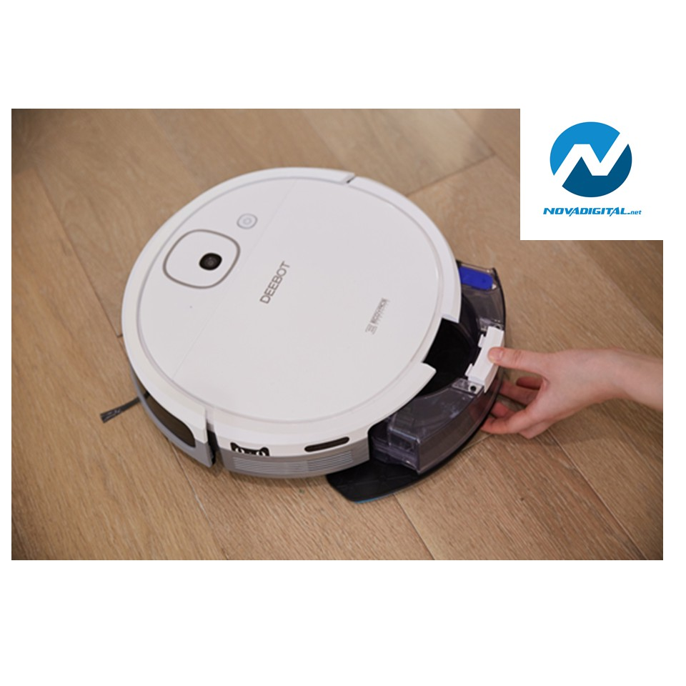Robot hút bụi lau nhà ECOVACS DEEBOT DJ35 Smart Eye 2021