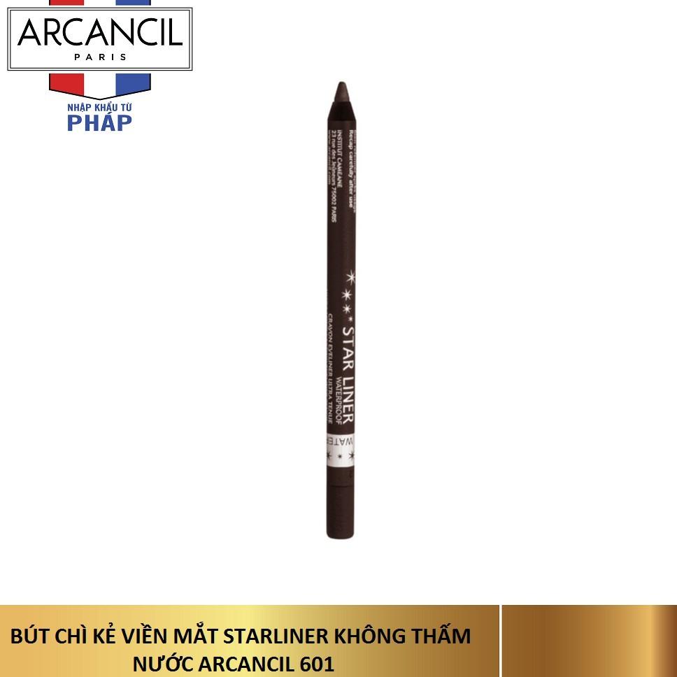 BÚT CHÌ KẺ VIỀN MẮT STARLINER KHÔNG THẤM NƯỚC ARCANCIL 601