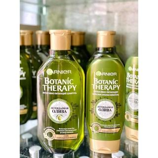 Bộ Dầu Gội Và Xả Botanic Therapy Oliu Hàng Nga Có Sẵn