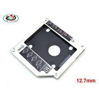 Ổ đĩa rời Caddy bay 12.7mm dày thích hợp cả SSD HDD dung lượng lớn Giá chỉ 80.000₫