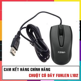 Chuột Fulhen L102 NINZA Cam kết chính hãng đền gấp 2 nếu phát hiện nhái