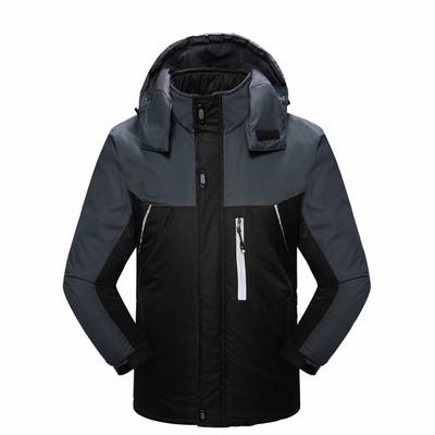 áo khoác cho bố, áo khoác cho ông lót nhung ( 2 màu)- có mũ