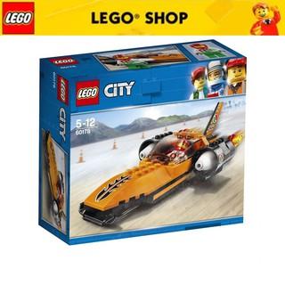 LEGO CITY Xe Siêu Tốc Độ 60178 (78 chi tiết) thumbnail