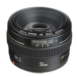 Ống kính Canon 50mm f/1.4 USM-Chính hãng
