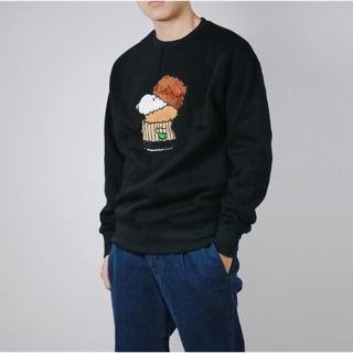 Áo thun nỉ sweater Snoopy bản giới hạn