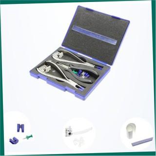 [NEW] Bộ Kìm Làm Kính Gọng Khoan [Kính Măt] | Thiết bị ngành kính mắt