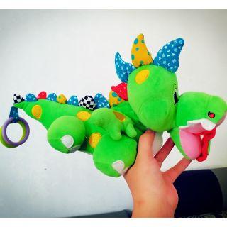 Đồ chơi trí tuệ hình cá sấu