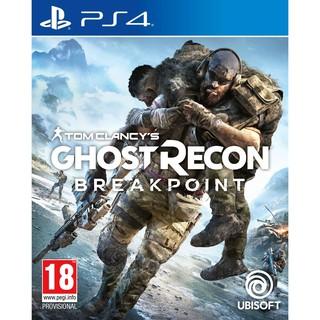 [Mã SKAMA07 giảm 8% đơn 250k]Đĩa Game PS4 TOMCLANCY S GHOST RECON BREAKPOINT thumbnail