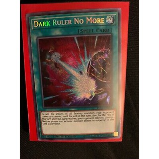Thẻ bài YUGIOH – Dark Ruler No More – TN19-EN014 – Prismatic Secret Rare