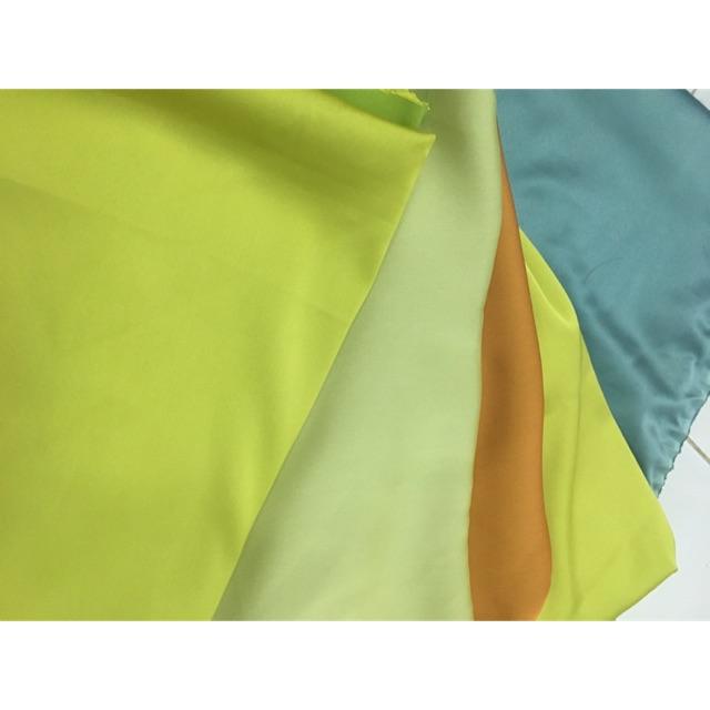 Combo vải lụa