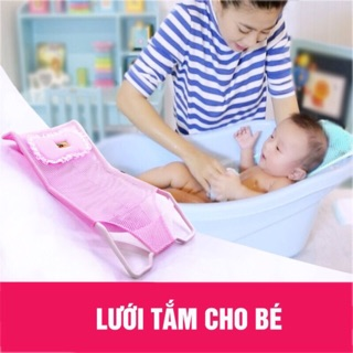 Lưới tắm dành cho bé sơ sinh