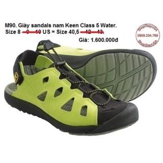 M90. Giày sandals nam Keen Class 5 Water
