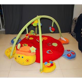 90% Thảm nằm chơi cho bé: Bọ rùa Mamas & Papas (UK-Anh Quốc)
