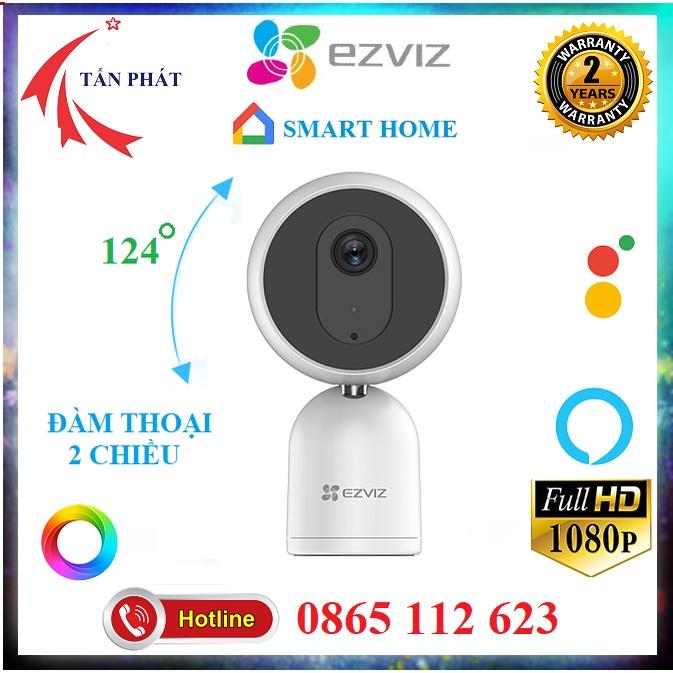 [Mẫu mới] Camera IP WIFI 2M Góc Rộng Ezviz C1T Smart Home 1080P C1C C2C C22EP C6N a22ep