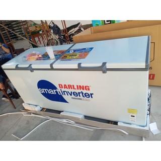 Tủ đông một ngăn 1.700 lít Darling 1579ASI