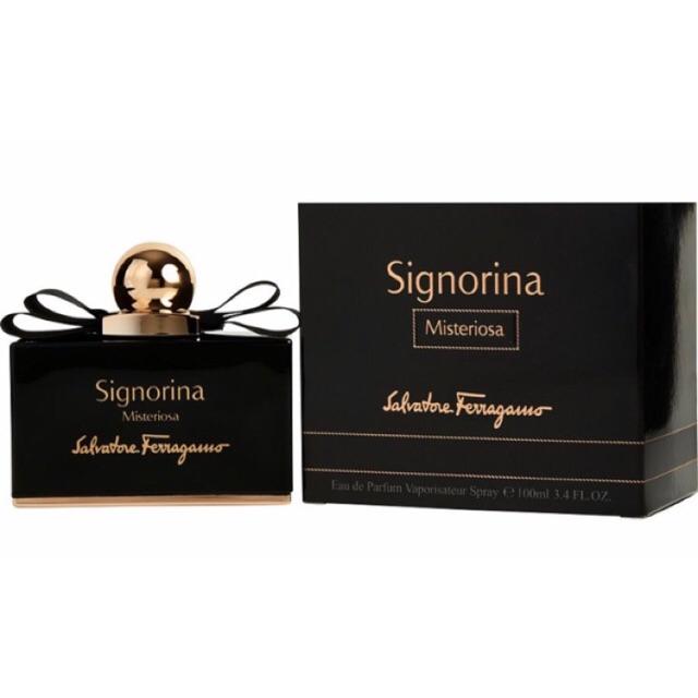 Nước hoa Nữ Salvatore-Signorina Misteriosa 100ml edp