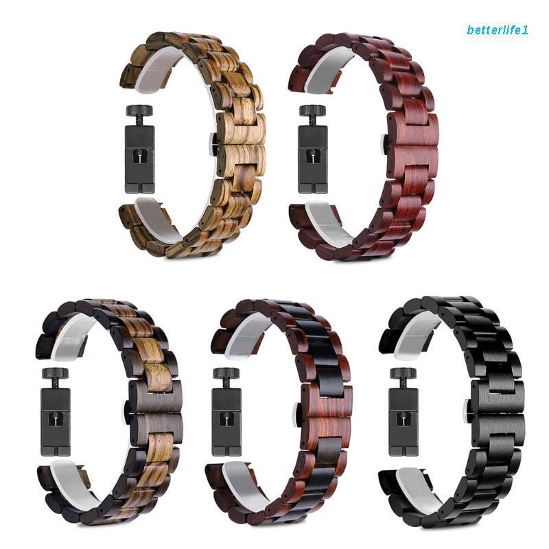 Dây Đeo Bằng Gỗ Đàn Hương 20mm 22mm Cho Đồng Hồ Thông Minh Huawei Watch - Gt For - Huami 1 / 2 / Gtr / Youth Edition 3 Gear S3