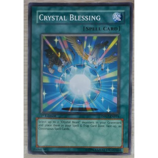 [Thẻ Yugioh] Crystal Blessing