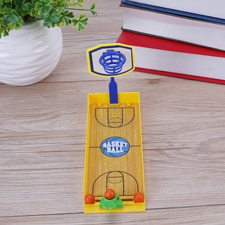 Funny Desktop Toy Finger Shooting Basketball Court Children Toy Gifts