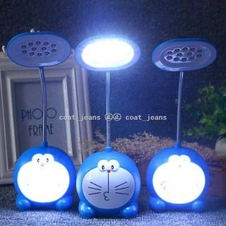 Đèn Ngủ Để Bàn Hình Doraemon Đáng Yêu