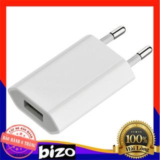 [Mã ELFLASH5 giảm 20K đơn 50K] [CAM KẾT BÓC MÁY] Củ sạc dẹt iphone Zin - Chính hãng Apple