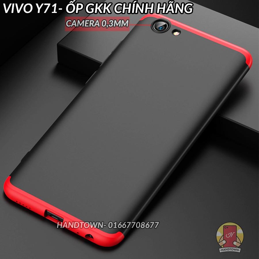 [CÓ SẴN] Ốp Vivo y71 _ Ốp lưng nhựa full cạnh chính hãng GKK 3 mảnh đặc biệt bảo vệ luôn mặt trước - 3419404 , 1122482751 , 322_1122482751 , 99000 , CO-SAN-Op-Vivo-y71-_-Op-lung-nhua-full-canh-chinh-hang-GKK-3-manh-dac-biet-bao-ve-luon-mat-truoc-322_1122482751 , shopee.vn , [CÓ SẴN] Ốp Vivo y71 _ Ốp lưng nhựa full cạnh chính hãng GKK 3 mảnh đặc biệt