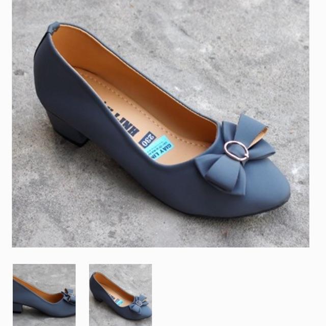 Sale giày bít mũi gót 4 phân - 2782604 , 1173394638 , 322_1173394638 , 58000 , Sale-giay-bit-mui-got-4-phan-322_1173394638 , shopee.vn , Sale giày bít mũi gót 4 phân