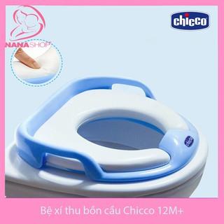 Bệ xí thu nhỏ cho bé chính hãng Chicco thumbnail