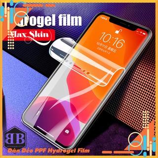 Dán dẻo hydrogel film PPF điện thoại ONE PLUS NORD N100 5G mặt trước mặt sau không viền thumbnail