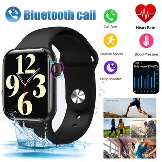 Đồng hồ thông minh Smart Watch 1.72 Inch Bluetooth Call Fitness Band Smart Watch Waterproof Blood Pressure Heart Rate Fitness Watch Smart Split Screen Smartwatch