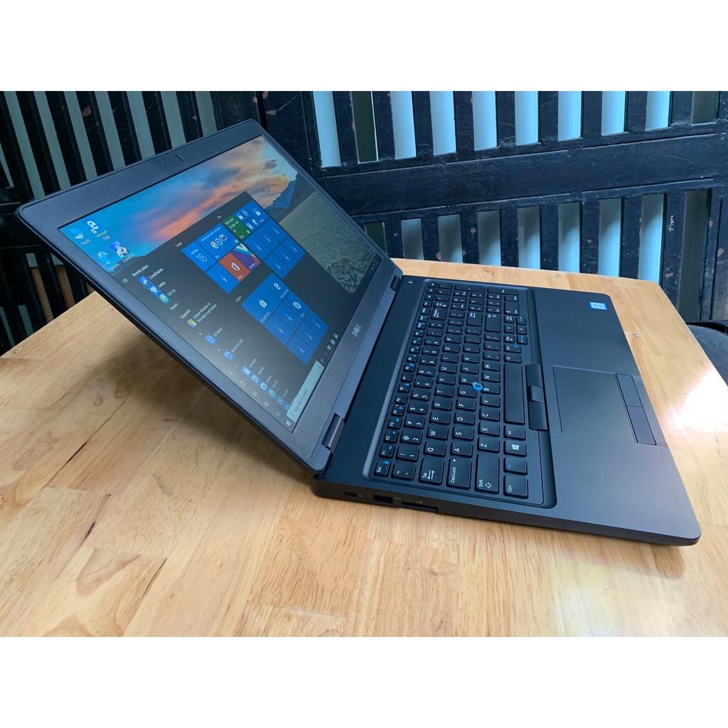 Laptop Dell latitude 5590, Core i5 – 8250u, 8G, 256G, FHD, 15.6in