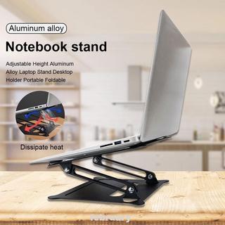 Giá Đỡ Laptop Bằng Hợp Kim Nhôm Có Thể Điều Chỉnh Độ Cao