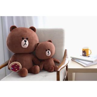 Gấu bông brown nâu 50cm & 70cm