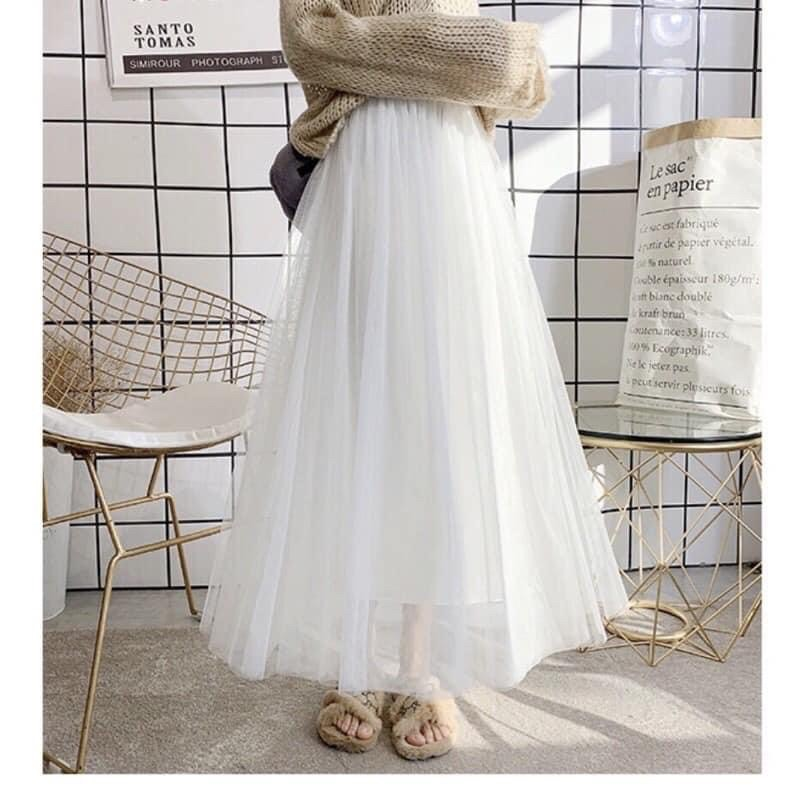 Chân váy công chúa