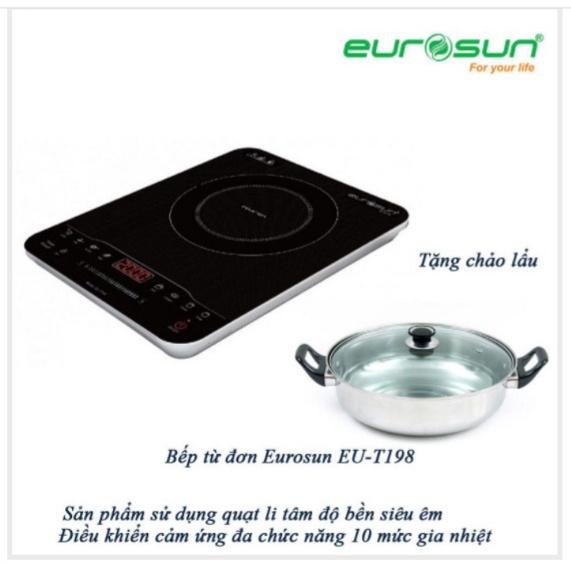 Bếp Từ Đơn Eurosun EU-T185S