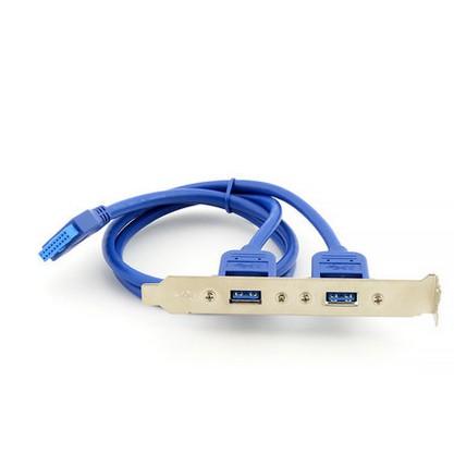 Dây chuyển USB 3.0 header ra khe mở rộng PCI / PCIe