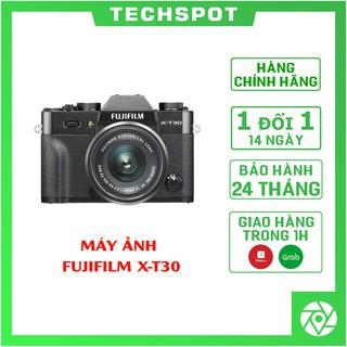 Máy ảnh Fujifilm X-T30 + Kit 15-45mm (Black/Silver/Charcoal Silver) (Chính hãng)