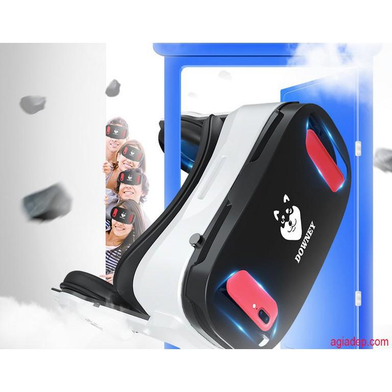 Kính thực tế ảo 3D VR cao cấp Downey - Sói bạc X9 (Agiadep)