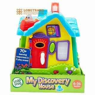 Ngôi nhà kỳ thú LeapFrog My Discovery House
