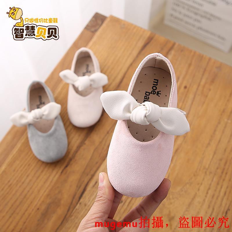 มาใหม่สาวรองเท้า 2019 สาว peas รองเท้าเด็กรองเท้ากุทัณฑ์เด็ก