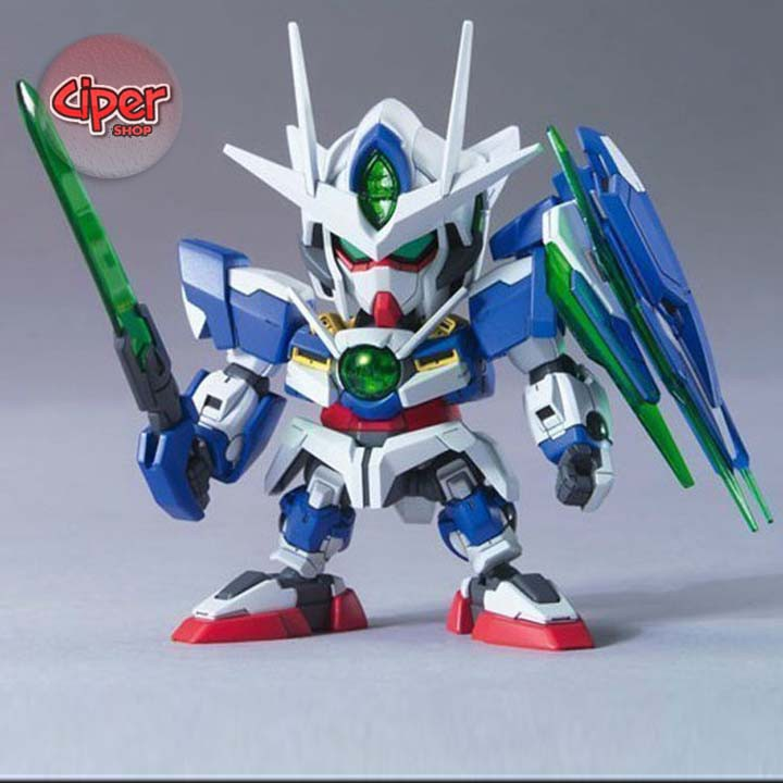 Mô hình Gundam Mini - Gundam 00QWarrior GNT-0000 364