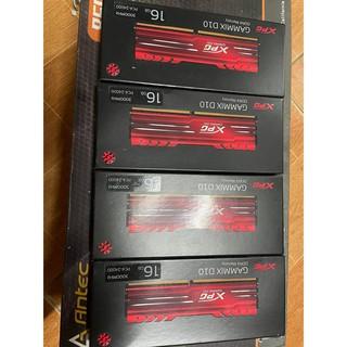 Ram Adata 16GB Bus 3000 DDR4 XPG Gammix D10 (AX4U3000716G16A-SR10) ĐÃ SỬ DỤNG CÒN BH DÀI ĐẾN 10-2025