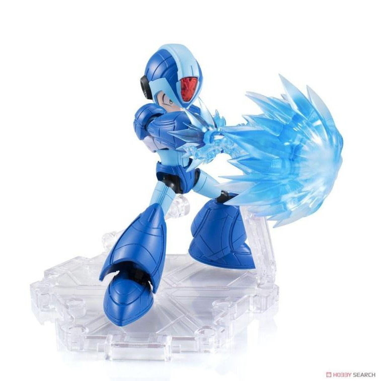 Mô hình Tamashii Nations Nxedge Style Rockman Unit X Megaman X Action Figure