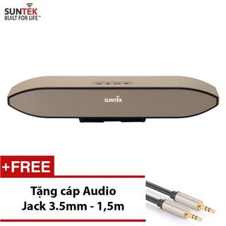 Loa Bluetooth SUNTEK 208S (Vàng)