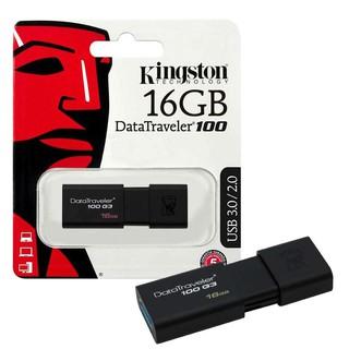USB 16GB KINGSTON 3.0 TEM NPP FPT hoặc NPP VĨNH XUÂN. Chất lượng